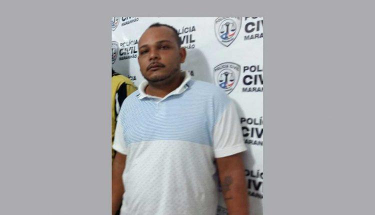 OPERAÇÃO DA POLÍCIA CIVIL PRENDE HOMEM ENVOLVIDO EM HOMICÍDIO EM ITAPECURU MIRIM.
