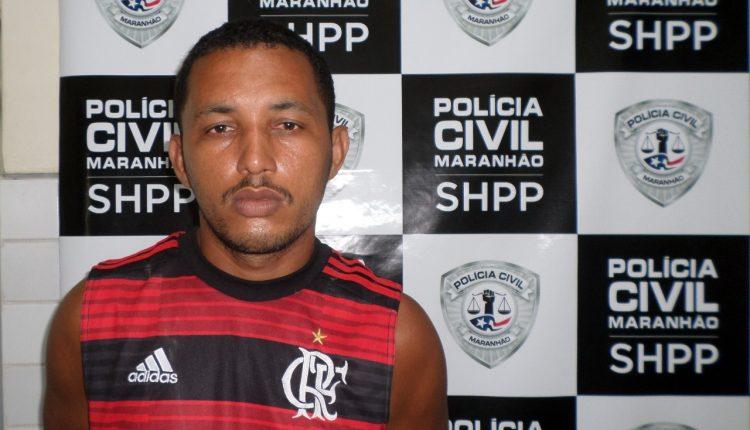 OPERAÇÃO POLICIAL CUMPRE MANDADO DE PRISÃO POR HOMICÍDO EM SÃO LUÍS