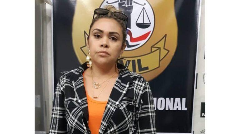 OPERAÇÃO DA POLÍCIA CIVIL PRENDE MULHER SUSPEITA DE ESTELIONATO