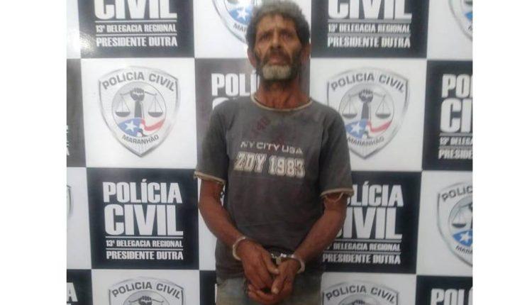 POLÍCIA CIVIL CUMPRE MANDADO DE PRISÃO POR HOMICÍDIO EM GOVERNADOR EUGÊNIO BARROS