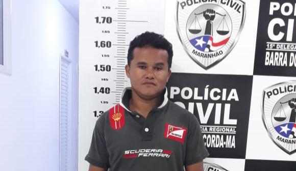 POLÍCIA CIVIL DE BARRA DO CORDA RECUPERA ARMA FURTADA DE POLICIAL MILITAR