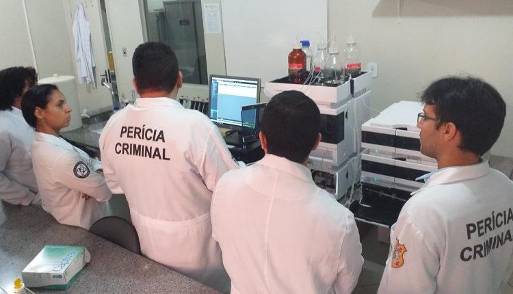 ENCERRAMENTO DA SEGUNDA TURMA DO CURSO DE QUALIFICAÇÃO ANALÍTICA EM TOXICOLOGIA FORENSE, BIOLOGIA FORENSE E ANÁLISE INSTRUMENTAL