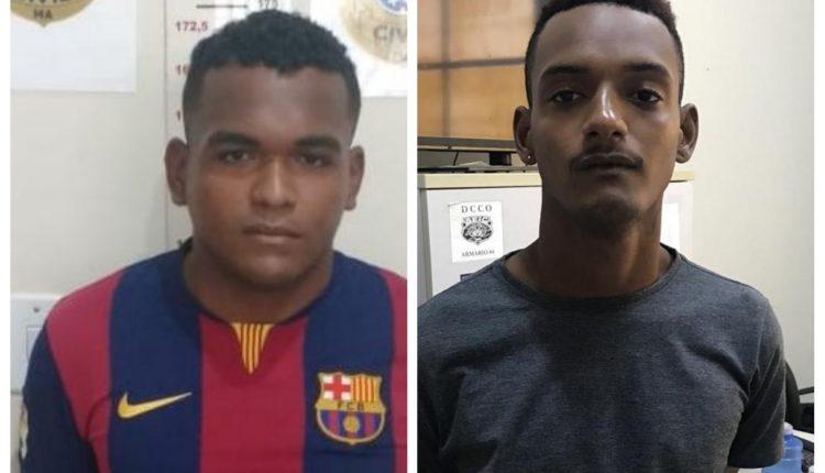 POLÍCIA CIVIL PRENDE ASSOCIAÇÃO CRIMINOSA RESPONSÁVEL POR ASSALTOS EM SÃO LUIS