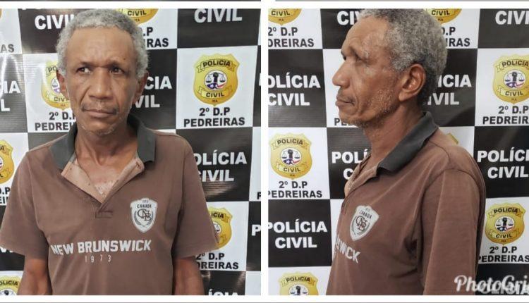 Polícia Civil, na cidade de Pedreiras, cumpre três mandados de prisão