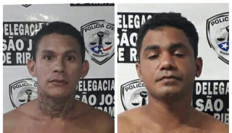 Polícia Civil cumpre mandados de prisão por tráfico de drogas e por homicídio em São José de Ribamar