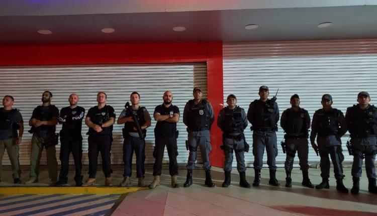 Forças de Segurança Pública do Estado do Maranhão promovem ações preventivas na Área Leste