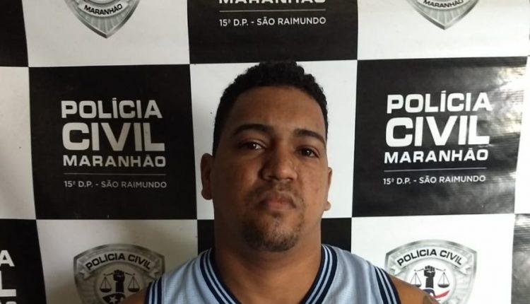 POLÍCIA CIVIL CUMPRE MANDADO DE PRISÃO NO BAIRRO DO SÃO RAIMUNDO
