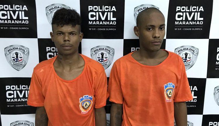 ROUBO – POLÍCIA CIVIL CUMPRE MANDADO DE PRISÃO NA REGIÃO DO BAIRRO DA CIDADE OLÍMPICA