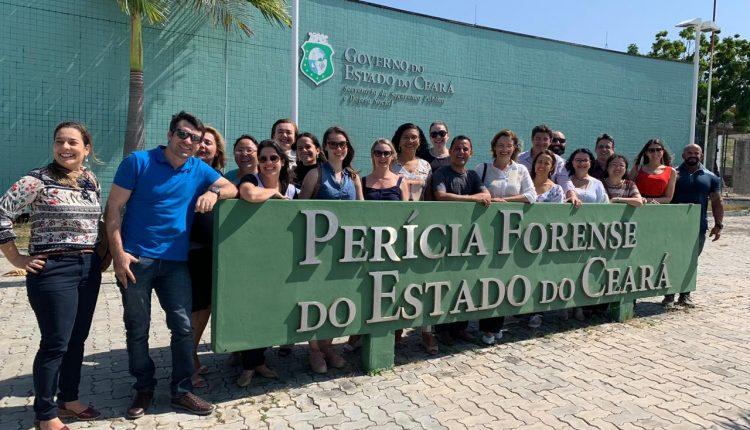 PERITO DO IGF DO MARANHÃO PARTICIPA DE CURSO DE GESTÃO DA QUALIDADE REALIZADO PELA SENASP EM FORTALEZA/CE