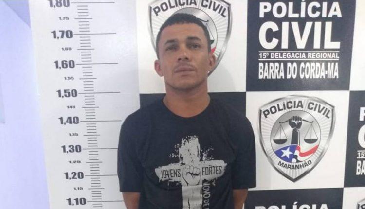 POLÍCIA CIVIL DE BARRA DO CORDA PRENDE CRIMINOSO PELA PRÁTICA DE CRIMES NO PARÁ E GOIÁS