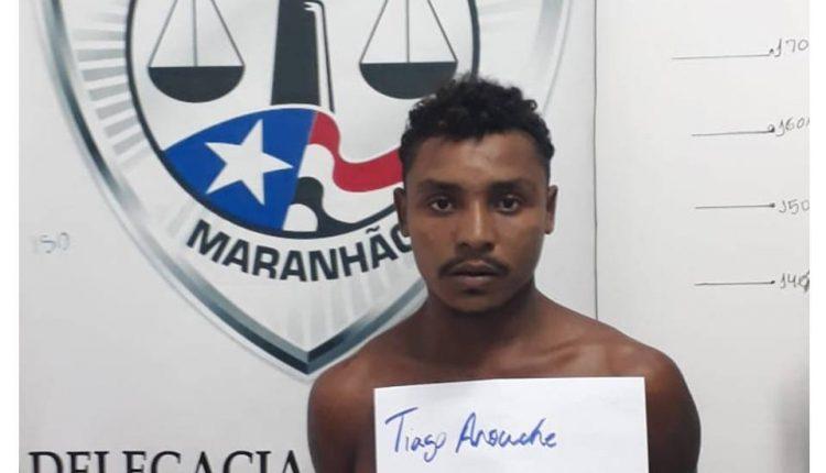 ARAGUANÃ – POLÍCIA CIVIL PRENDE HOMEM SUSPEITO POR TRÁFICO DE DROGAS