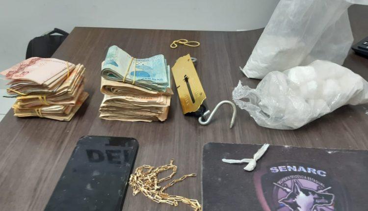 HOMEM É PRESO PELA POLÍCIA CIVIL POR TENTAR SUBORNAR POLICIAL EM TIMON