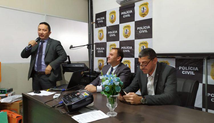 Polícia Civil presta homenagem aos pais