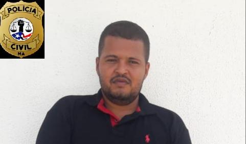 Polícia Civil prende estelionatário integrante de quadrilha que fraudava o INSS em Bacabal