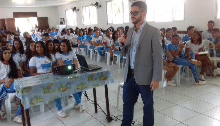 Polícia Civil mantém campanha de prevenção ao uso de drogas na Regional de Viana