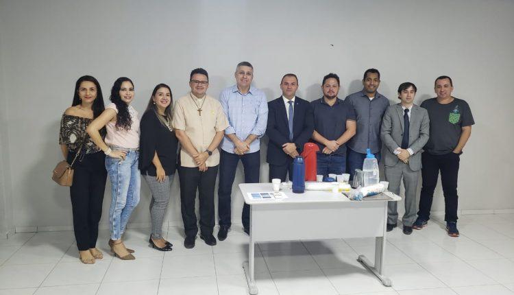Delegacia Geral de Polícia Civil realiza visita à Delegacia Regional de Caxias