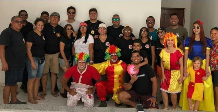 Polícia Civil e a Maçonaria realizam Ação Social em prol do Dia das Crianças em Barreirinhas/MA