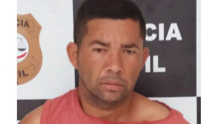 Polícia Civil prende homem por ameaças à própria mãe, em Açailândia