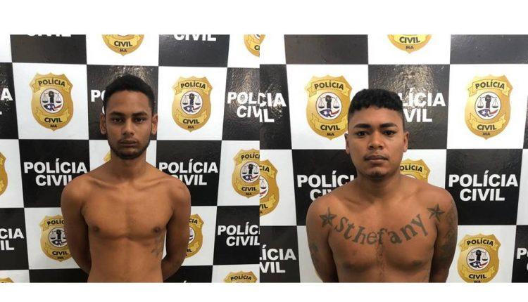 Polícia Civil prende quatro acusados de homicídio em Imperatriz