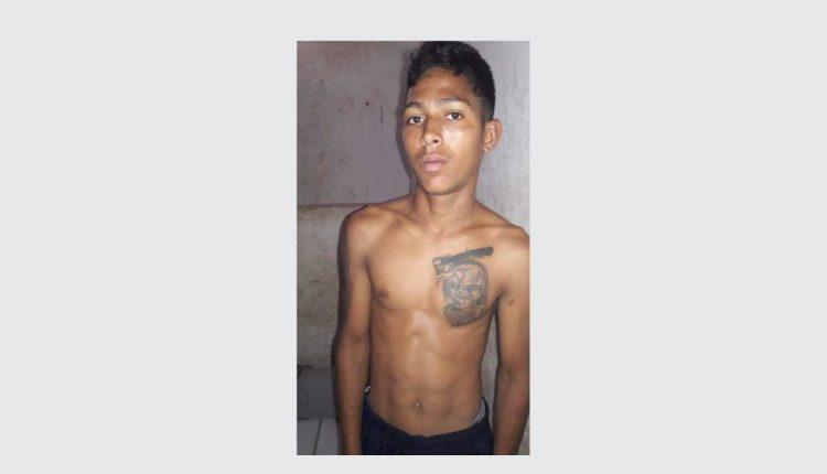 POLÍCIA CIVIL PRENDE HOMEM POR TRÁFICO DE DROGAS EM SÃO JOSÉ DE RIBAMAR
