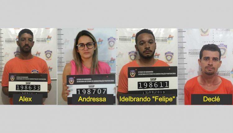 Polícia Civil deflagara Operação Cobiça e prende suspeitos de assassinato em Buriticupu