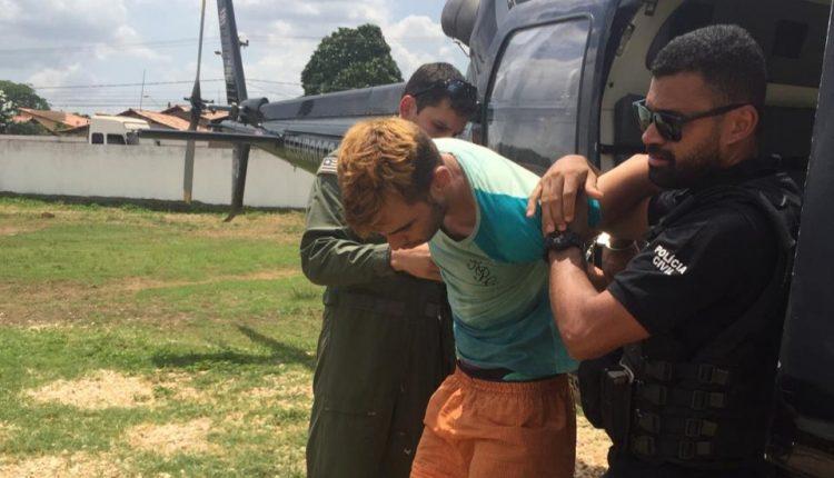 POLÍCIA CIVIL REALIZA OPERAÇÃO E TRAZ DE VOLTA LATROCIDAS PRESOS NO PARÁ