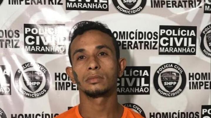 A Policia Civil do Estado do Maranhão prende dois suspeitos de homicídio, um na capital e outro em imperatriz