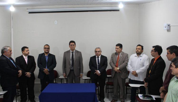 SECRETÁRIO DE SEGURANÇA PÚBLICA JEFFERSON PORTELA EMPOSSA NOVOS DIRETORES NO CPTCA E IML DE SÃO LUÍS