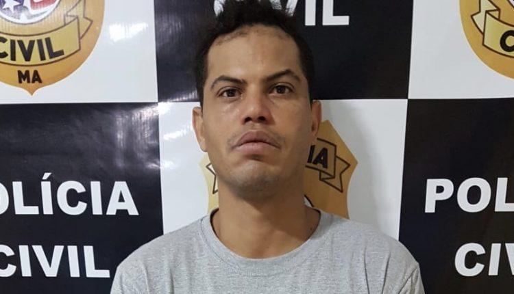POLÍCIA CIVIL DO MARANHÃO CUMPRE MANDADO DE PRISÃO CONTR ACUSADO, PELO CRIME DE ESTELIONATO À CLIENTES DE FACULDADE