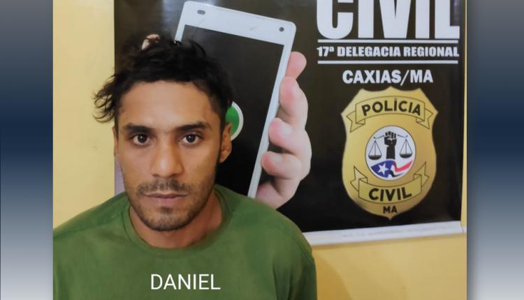 POLÍCIA CIVIL PRENDE FORAGIDO ACUSADO DE HOMICÍDIO CONTRA O PRÓPRIO PADRASTO