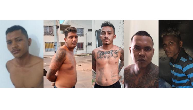 POLÍCIA CIVIL DEFLAGRA OPERAÇÃO RAIZ PRENDE 5 PESSOAS E CUMPRE 6 MANDADOS DE BUSCA E APREENSÃO