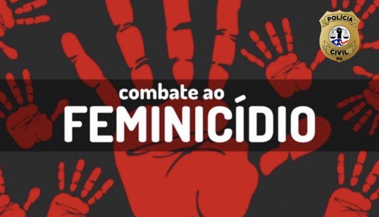 MAIS UM FEMINICIDA PRESO PELA POLÍCIA CIVIL DO MARANHÃO
