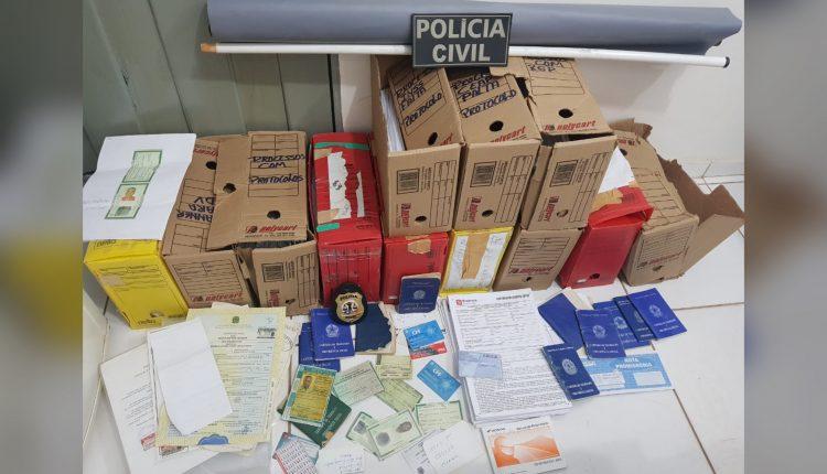 POLÍCIA CIVIL REALIZA PRISÃO NA COLÔNIA DE PESCADORES DE MIRANDA DO NORTE POR APROPRIAÇÃO INDEBITA