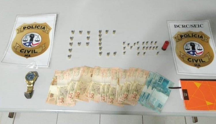 POLÍCIA CIVIL DO MARANHÃO CUMPRE MANDADO DE PRISÃO DE SUSPEITO DE RECEPTAÇÃO E ENVOLVIMENTO EM ASSOCIAÇÃO CRIMINOSA DE ROUBO À CARGA EM SÃO LUÍS/MA