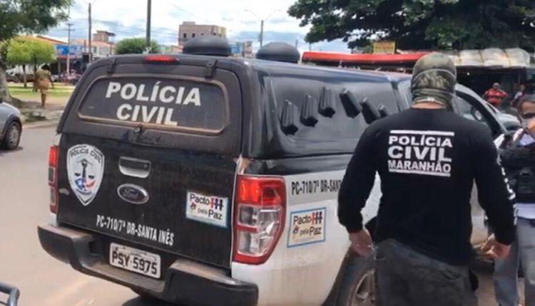 POLÍCIA CIVIL REALIZA PRISÃO POR DESCUMPRIMENTO DE MEDIDA PROTETIVA EM PINHEIRO