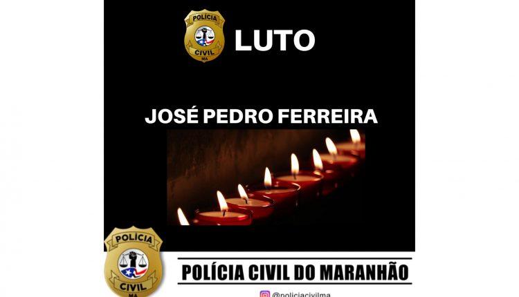NOTA DE PESAR – José Pedro Ferreira