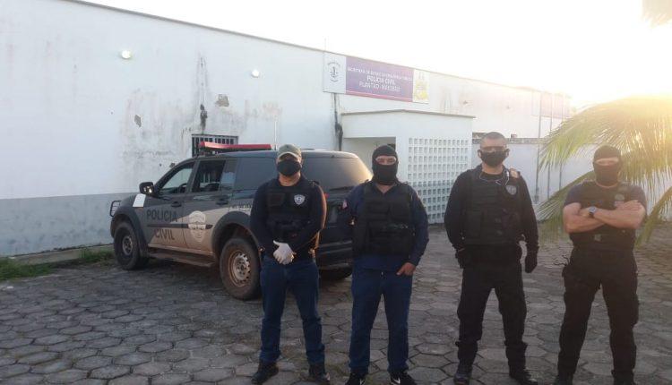 POLÍCIA CIVIL DO MARANHÃO PRENDE QUATRO ACUSADOS DE HOMICÍDIO EM SÃO JOSÉ DE RIBAMAR