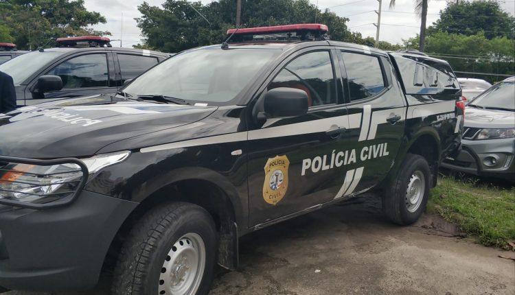 POLÍCIA CIVIL PRENDE DOIS SUSPEITOS DO CRIME DE ESTUPRO DE VULNERÁVEL E LESÃO CORPORAL