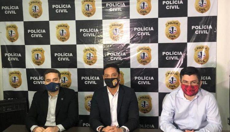 """INVESTIGAÇÃO REALIZADA PELA POLÍCIA CIVIL RESULTA NA MONITORAÇÃO ELETRÔNICA E PROIBIÇÃO DE AFASTAMENTO DA COMARCA DE SUSPEITO DE CHEFIAR MEGA ESQUEMA DE """"PIR MIDE FINANCEIRA"""" NO MARANHÃO"""