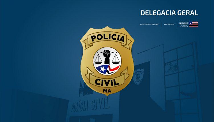 POLICIA CIVIL PRENDE SUSPEITO DE ESTUPRO DE VULNERÁVEL EM SÃO LUÍS