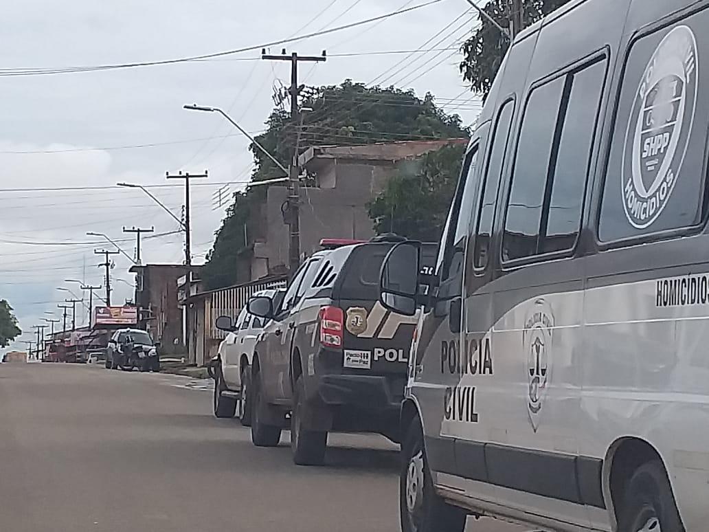 POLÍCIA CIVIL PRENDE, EM VARGEM GRANDE, SUSPEITO DE HOMICÍDIO NO ESTADO DO PIAUÍ