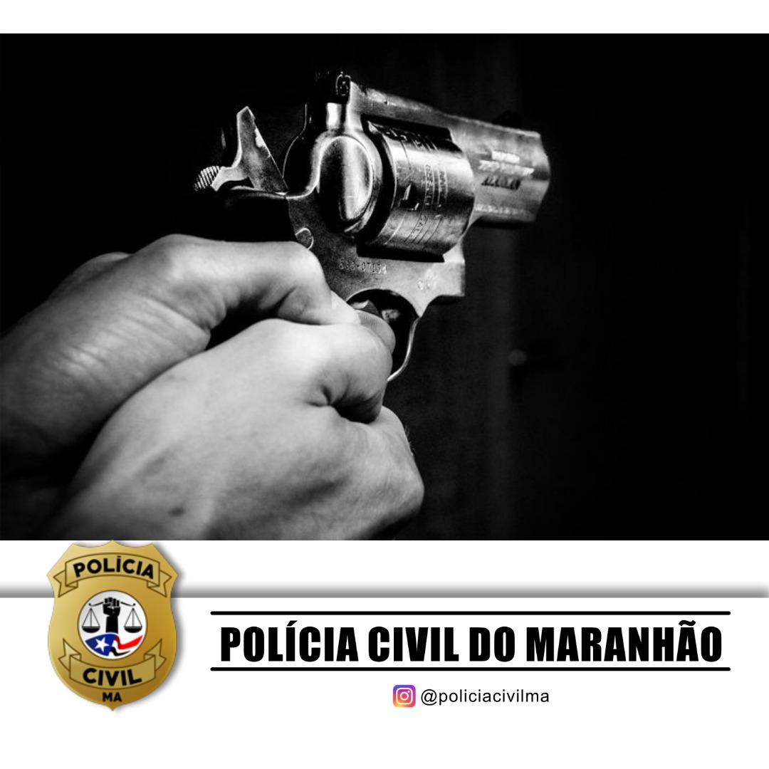 POLÍCIA CIVIL DO MARANHÃO LOCALIZA E PRENDE EM SANTA CATARINA, AUTOR DE LATROCÍNIO OCORRIDO EM ICATU