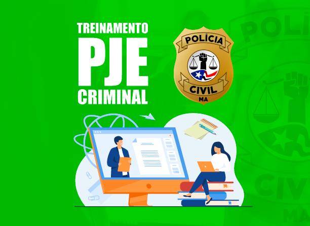 Treinamento PJE Criminal